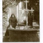 Монахиня Вознесенского монастыря. Фото начала ХХ века