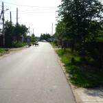 Главная улица в д. Токарево