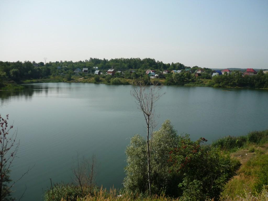 Карьер в Тураево