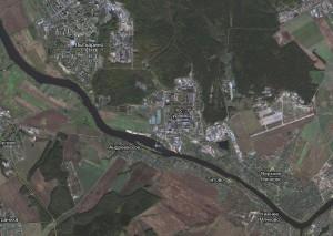 Окрестности Лыткарино с Мячково
