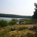 Рыбалка на Токаревском карьере