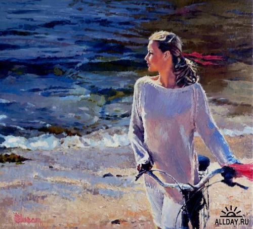 На велосипеде к морю