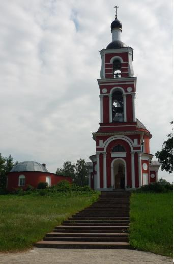 Петровская церковь. 2011г.