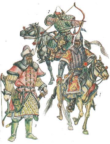 Воины XV Века
