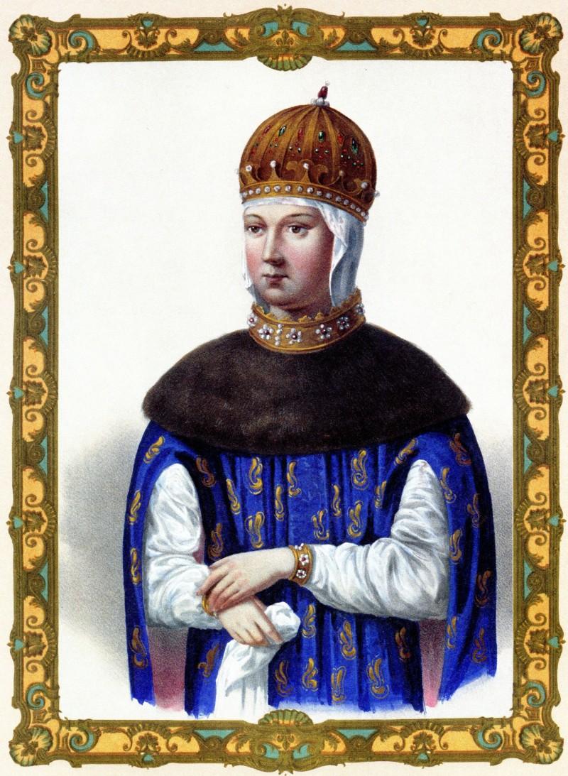 Жена Алексея Михайловича. Мария Ильинична Милославская