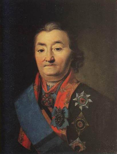 Адмирал граф Алексей Григорьевич Орлов-Чесменский