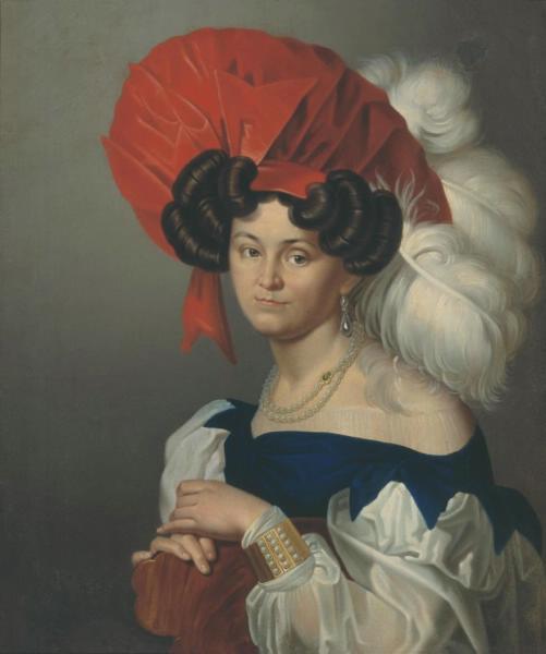 Анна Алексеевна Орлова-Чесменская