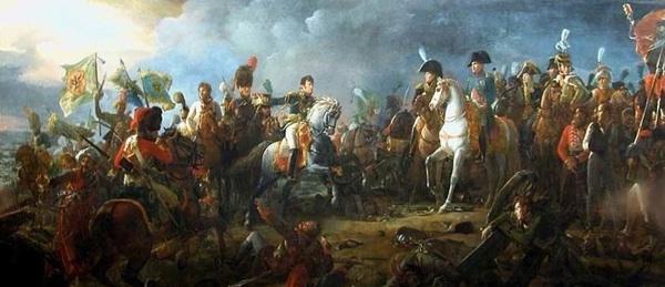 Аустерлицкое сражение 1805г.
