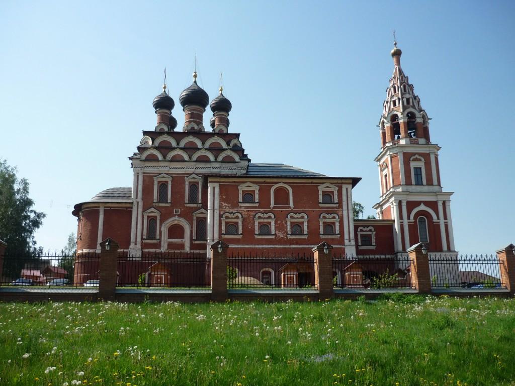 Церковь в Котельниках