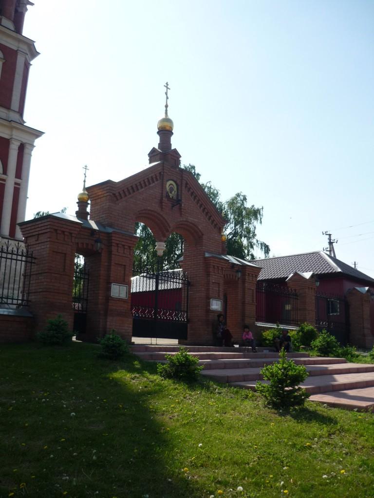 Храм Иконы Казанской Божьей Матери в Котельниках
