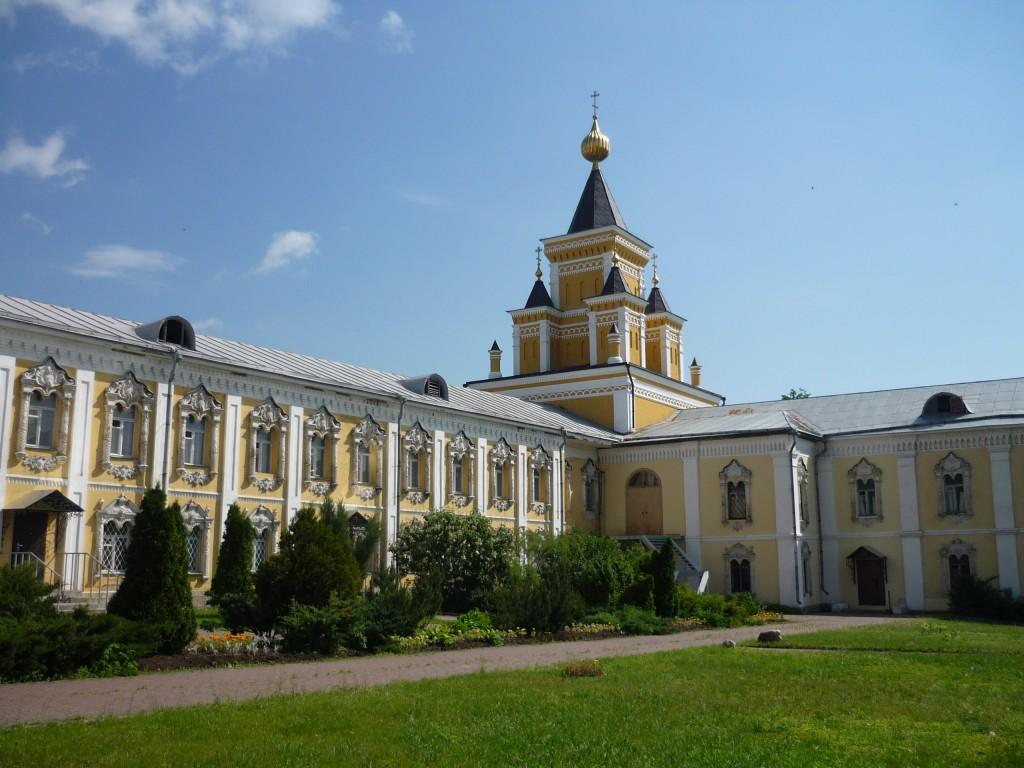 Палаты в Николо-Угрешском монастыре