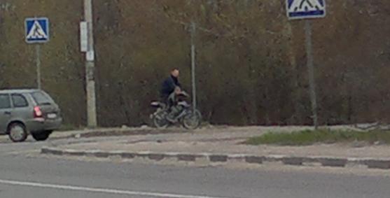 велосипедисты в Лыткарино и окрестностях