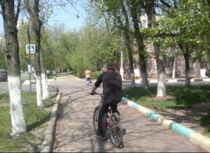 127  велосипедист в Лыткарино и окрестностях
