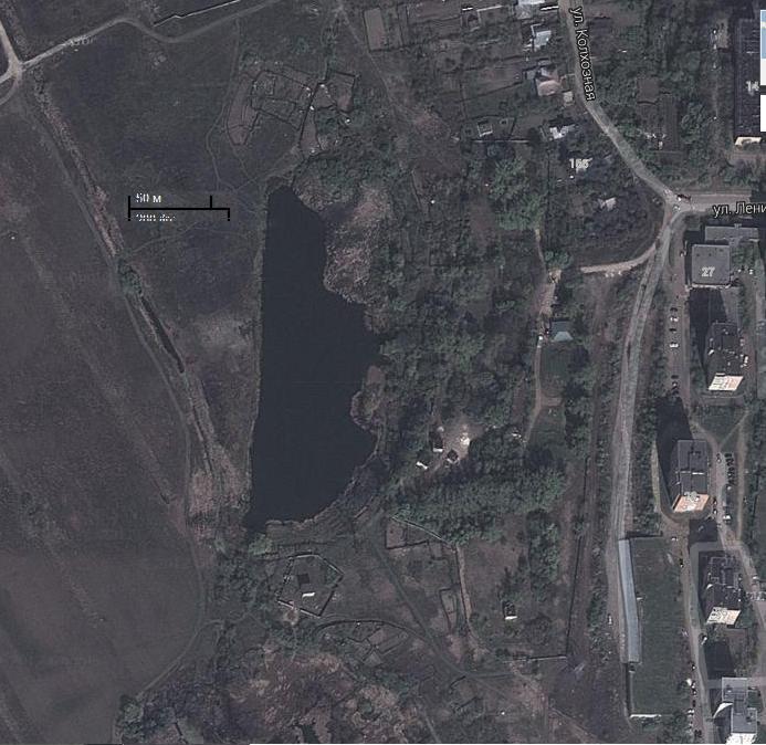 Озеро Торфянка в Лыткарино. Рыбалка
