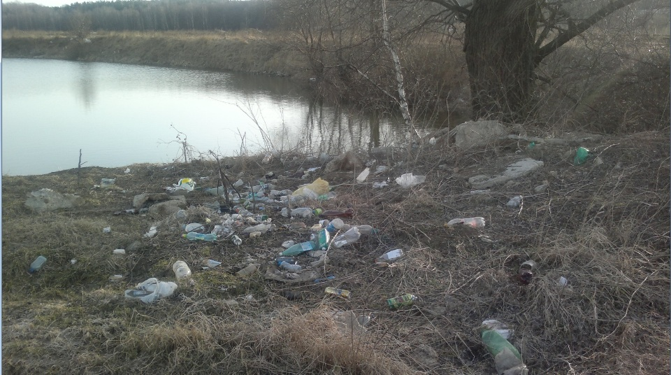 Озеро Круглое - апофеоз грязи