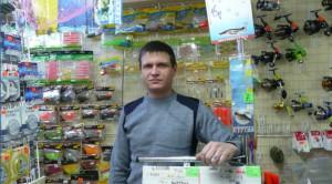 """В магазине """"Рыболов"""" на Коммунистической"""