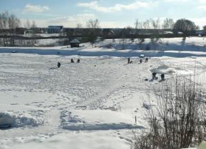 Рыбалка в Бритово (БОХ)